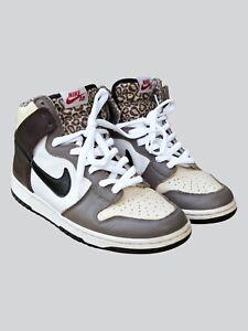 Nike SB Dunk High 'Ferris Bueller' 2008 - Size 10