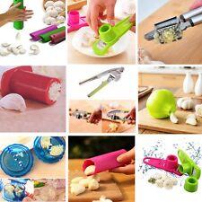 Home Kitchen Ginger Garlic Press Crusher Squeezer Masher Presser Mincer Tool