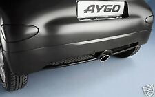 Genuine Toyota Aygo TTE Rear Skirt