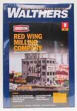 N Scale Walthers Cornerstone 933-3212 Red Wing Milling Company Building Kit