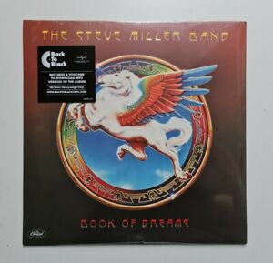 The Steve Miller Band - Book Of Dreams Vinyl LP NEW & SEALED