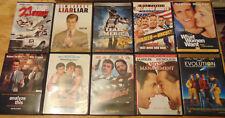 Lot of 10 COMEDY DVDs - Mel Gibson  Helen Hunt  Jim Carrey  Will Ferrell +