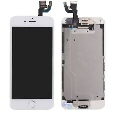"White iPhone 6 4.7"" Complete Screen Replacement Touch LCD Digitizer +Home Button"