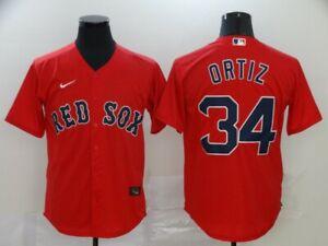 HOT NEW Boston Red Sox #24 David Ortiz Series Fan Edition Stitched Jersey