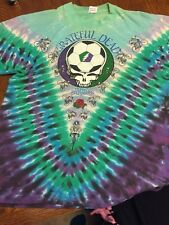 Grateful Dead Olympic Velodrome T-Shirt Size L