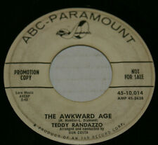 "Teddy Randazzo You Don't Need A Heart US Promo Northern Soul 7"" 45 Rare 1959 Htf"