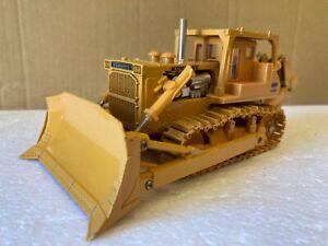 1/50 scale Diapet yonezawa toys Komatsu D455A crawler raupe tractor bulldozer
