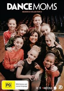 DANCE MOMS Resurrection : Season 8 Collection 2 : NEW DVD