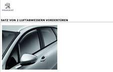 Windabweiser Luftabweiser Regenschutz Original Peugeot 508 508 SW Kombi 9621H8