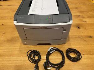 Lexmark MS310DN MS310 A4 Duplex Network A4 Desktop USB Mono Printer <37k Pages