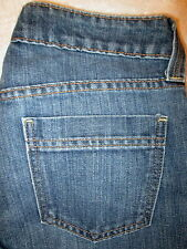 Gap Curvy Low Rise Womens Denim Jeans Size 6 L x 34.5