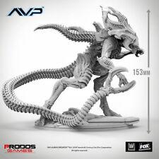 Nouveau Alien vs Predator La Chasse Commence Alien King Expansion AVP Board Game UK
