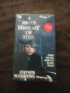 A Brief History Of Time, Hawking, 4 Cassette