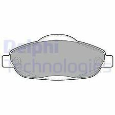 DELPHI LP2070 BRAKE PAD SET DISC BRAKE Front