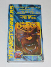 1999 Transformers Beast Machines VHS Sealed