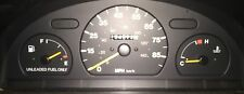 96-01 Geo Metro Speedometer Instrument Cluster FREE SHIPPING
