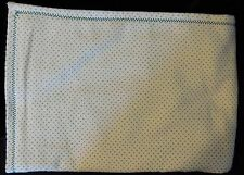 """Homemade Snuggle Flannel Homemade Reversible Baby Blanket-40"""" by 30"""""""