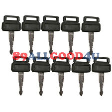 10X D300 Keys For Daewoo Heavy Equipment Excavator Keys