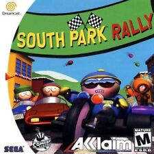 South Park Rally - Dreamcast Game Disk Only