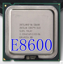 Intel Core 2 Duo E8600 3.33GHz Dual-Core (AT80570PJ0936M) Processor