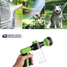High-Pressure Foam Gun Nozzle Sprayer Hose Car Pet Wash Cleaning Water Soap