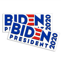 Joe Biden President 2020 Election Campaign Democratic Bumper Stickers Decal USA