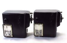 Pentax AF-130P Shoe Mount Flash - - - - for Parts Repair AS IS does not Power up