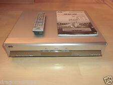 JVC DR-MX10 DVD- / VHS- / HDD-Recorder, 160GB HDD,inkl. FB&BDA, 2 Jahre Garantie