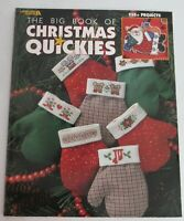 Cross Stitch The Big Book of Christmas Quickies Leisure Arts New 250+ Projects