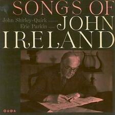 JOHN SHIRLEY-QUIRK / ERIC PARKIN Songs Of John Ireland LP Vinyl Record Saga 1964