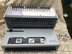 Binding Machine with  (No Handle) Ibico Kombo