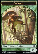 Squirrel Token FOIL   NM/M   Modern Horizons   Magic MTG