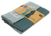 """2 Pack Kitchen Towels Set Cotton Dish Cloths Tea Towel Washcloths 19x27"""" Excel"""