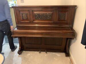 Victirian Piano