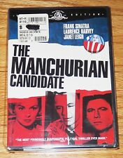 The Manchurian Candidate (DVD, Special Edition) Frank Sinatra, Janet Leigh NEW