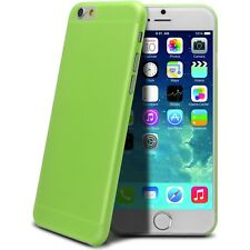 Coque Housse Translucide Ultra Fine 0.3mm Pour iPhone 6 (4.7) Vert