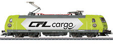 Märklin H0 36632 E-Lok Baureihe 185 der CFL CARGO mfx Sound Neu
