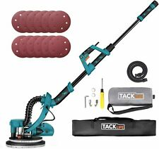 TACKLIFE Dustless Drywall Sander, 9-Inch 6A/1800Rpm Electric Drywall Sander with