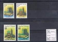 België postfris 2001 MNH 3052-3053 + Marokko zegels - Moskee en Basiliek