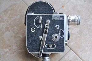 Bolex H16 Non Reflex Camera body with a 25mm lens