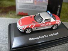 1/87 Schuco Mercedes-Benz SLS AMG Coupe Notarzt 26007