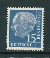 BRD Mi-Nr. 184y R - Rollenmarke mit Nummer - ** postfrisch