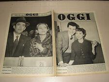 OGGI=1955/40=VERONIQUE PASSANI=EVE LAVALLIERE=MONTELIBRETTI=POUZIOUX=EMMETT TILL