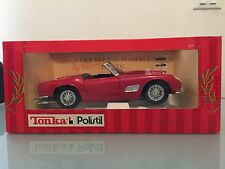 1:16 POLISTIL TONKA FERRARI CALIFORNIA  Red old rare politoys model no 1/18