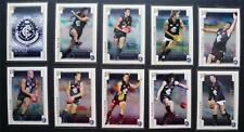 Mint 2003 AFL Select XL Ultra Trading Cards Carlton Set 10 Cards