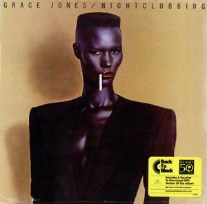 Grace Jones - Nightclubbing (Vinyl LP) NEW/SEALED