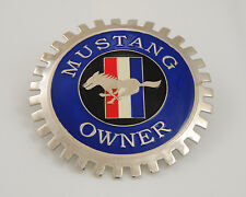 Ford Mustang Grille Badge - NEW!
