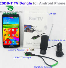 Micro USB Digital ISDB-T TV Tuner Receiver for Android Phone and Pad