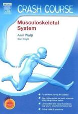 Crash Course (US): Musculoskeletal System: With STUDENT CONSULT Online Access,..