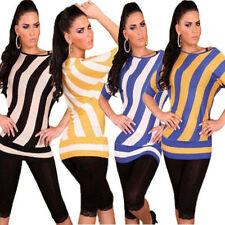 3/4 Arm Damen-Pullover & -Strickware aus Viskose mit 36 Größe